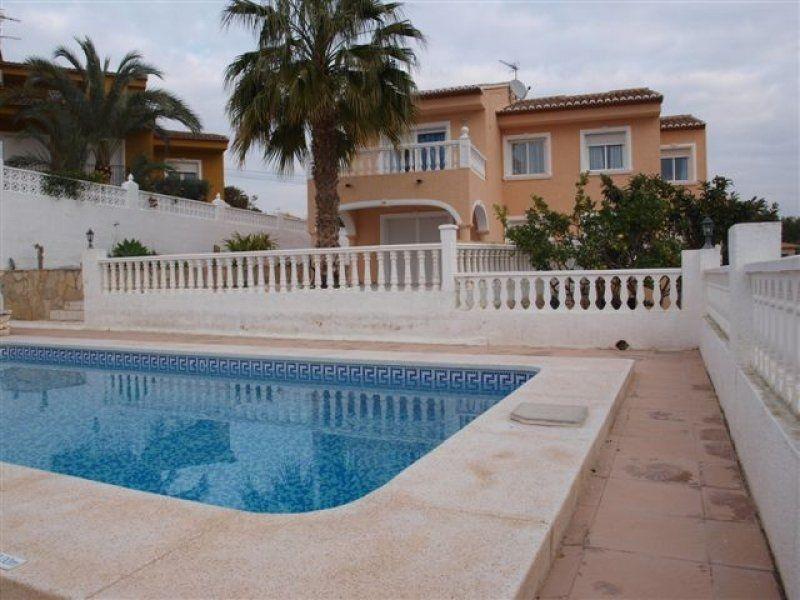 Купить недвижимость в кальпе испания недорого фото