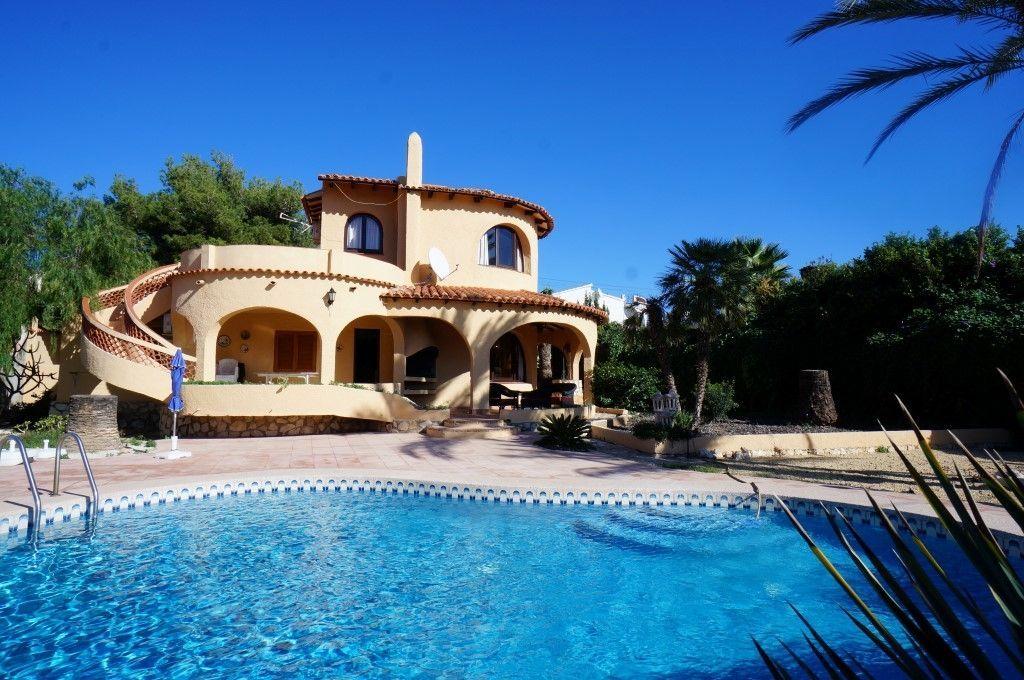 Испания кальпе купить недвижимость