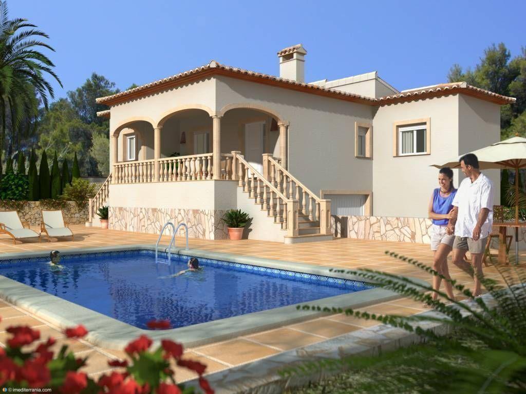Испания недвижимость от банков кальпе фото