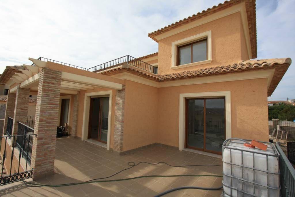 Недвижимость в испании кальпе цены