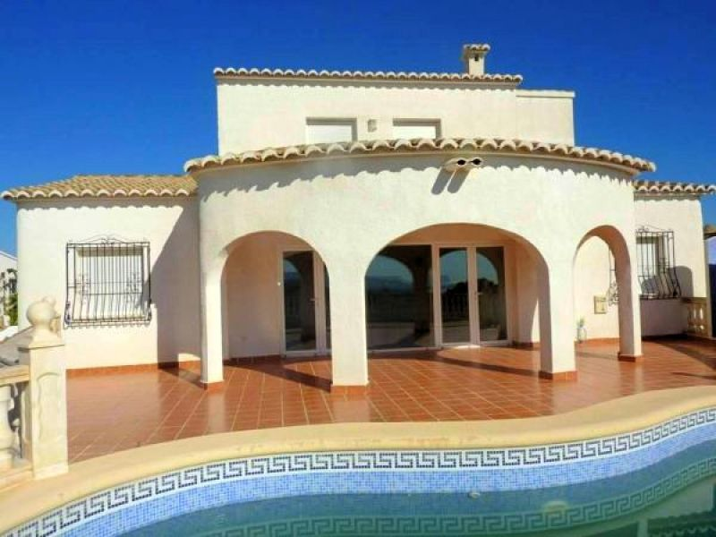 Вилла в Морайре, Испания, 236 м2 - фото 1