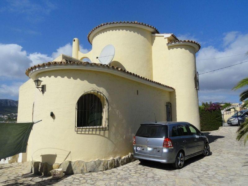 Вилла в Кальпе, Испания, 173 м2 - фото 1