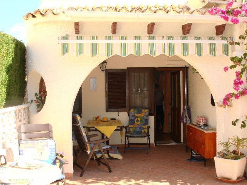 Бунгало в Кальпе, Испания, 87 м2 - фото 1