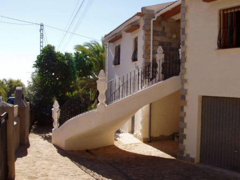 Вилла в Кальпе, Испания, 350 м2 - фото 1