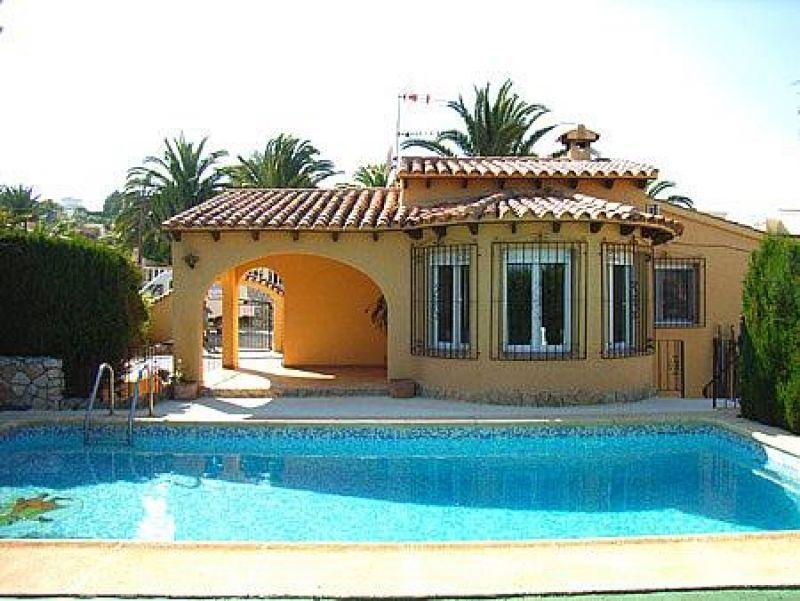 Вилла в Кальпе, Испания, 100 м2 - фото 1