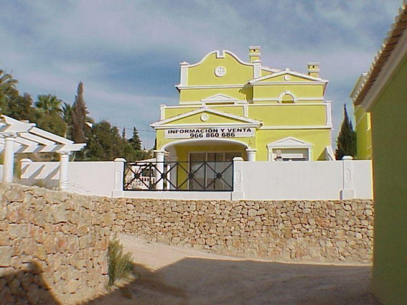 Таунхаус в Кальпе, Испания, 144 м2 - фото 1