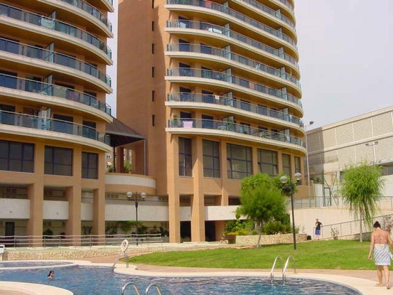 Апартаменты в Кальпе, Испания, 116 м2 - фото 1