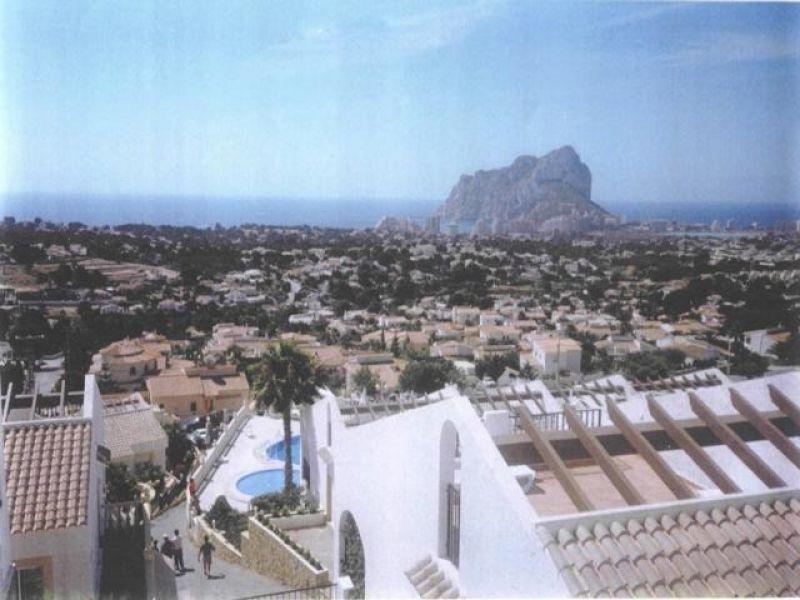 Бунгало в Кальпе, Испания, 80 м2 - фото 1