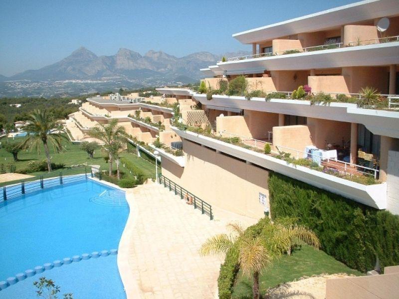 Апартаменты на Коста-Бланка, Испания, 150 м2 - фото 1