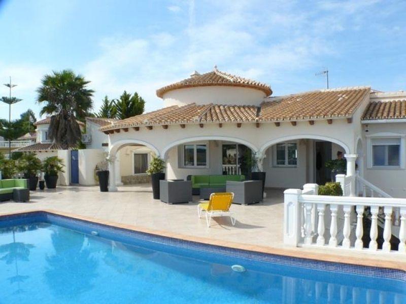 Купить недвижимость дения испания