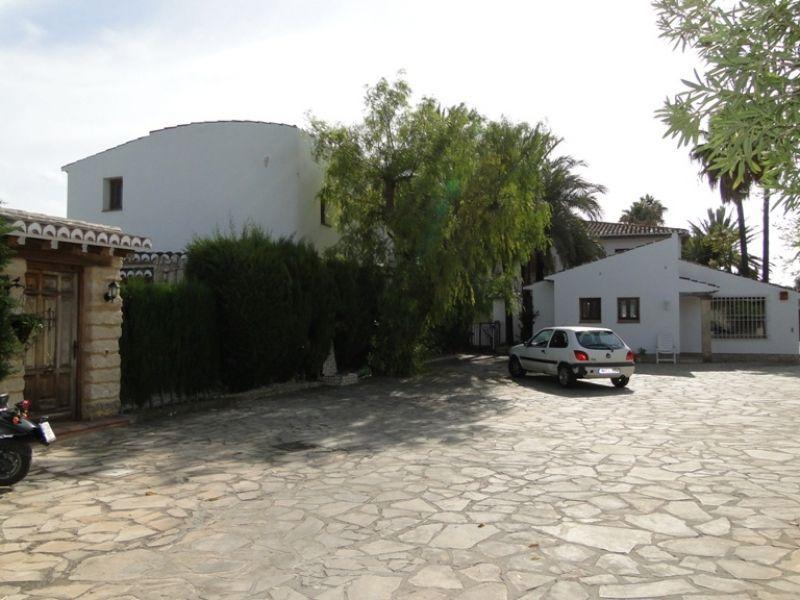 Вилла в Хавее, Испания, 1320 м2 - фото 1