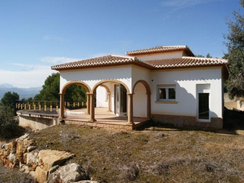 Вилла в испании коста бланка недвижимость