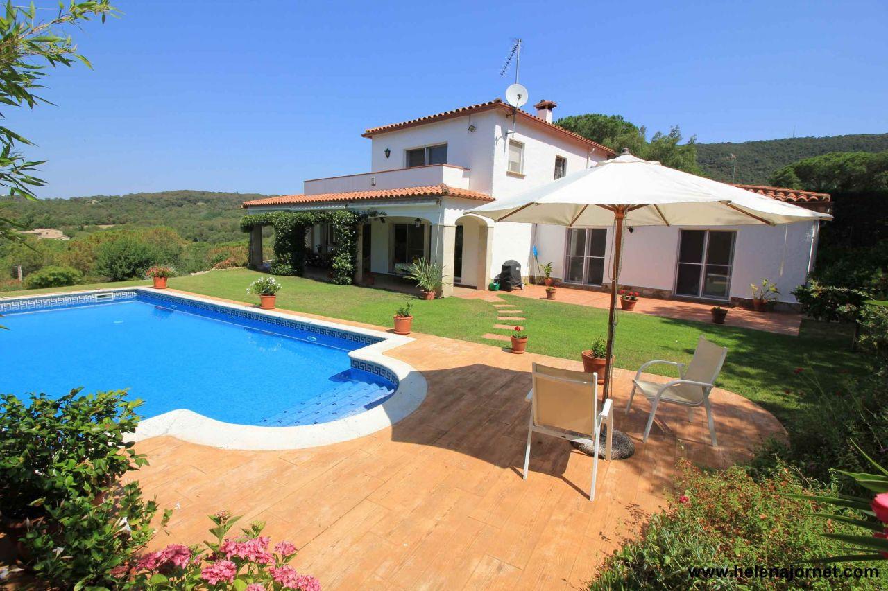 Жилые дома в испании