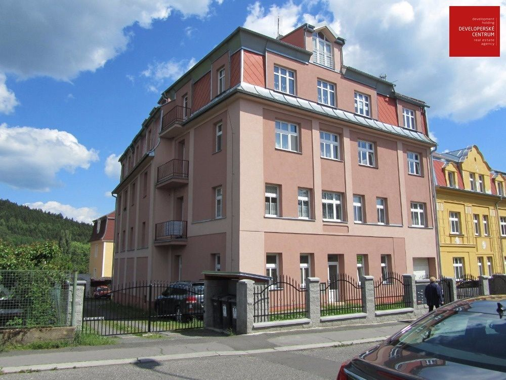 Квартира в Марианске-Лазне, Чехия, 39 м2 - фото 1