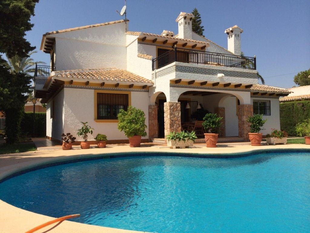 Испания купить дом на берегу моря в валенсии