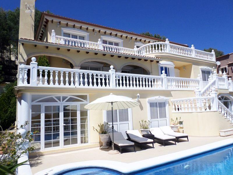 Снять дом в испании аликанте цены