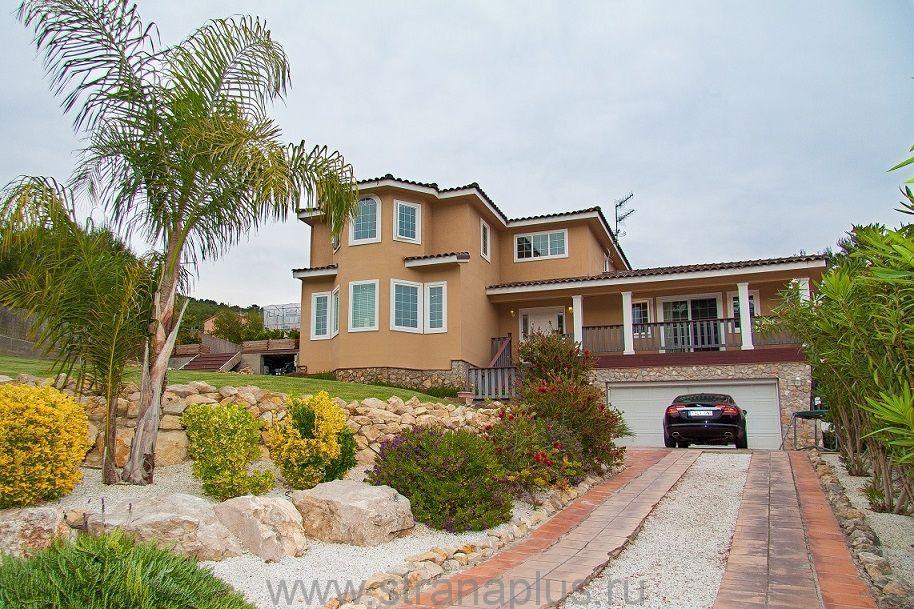 Купить дом в испании побережье