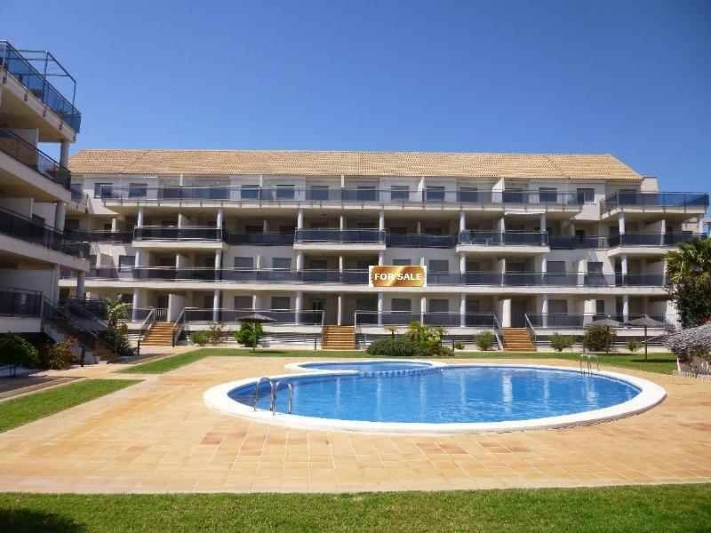 Апартаменты в Дении, Испания, 61 м2 - фото 1