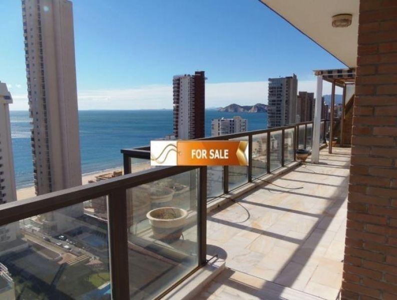 Стоимость недвижимости в бенидорме у моря