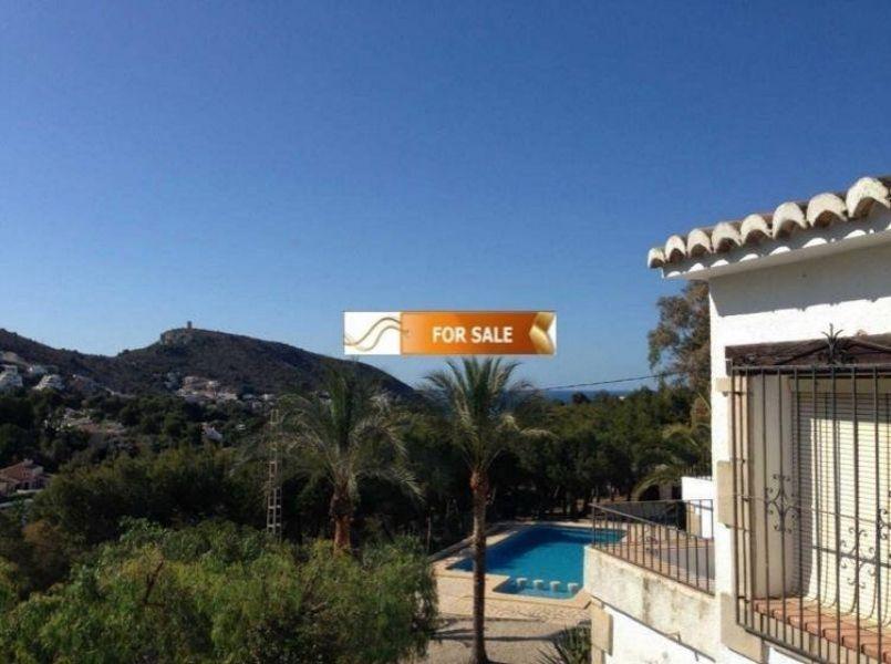 Таунхаус в Кальпе, Испания, 100 м2 - фото 1