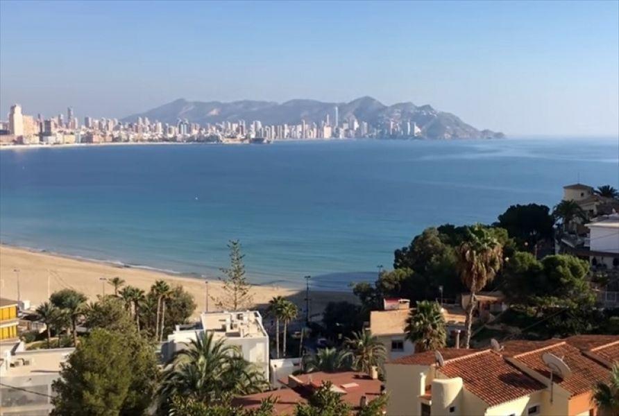 Испания бенидорм аренда дома цена