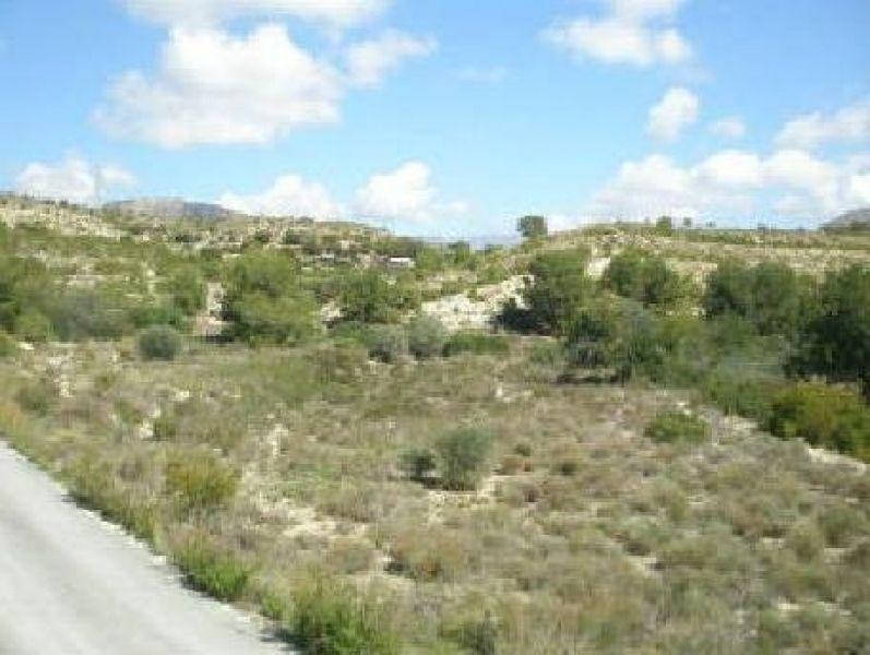 Земля в Бенидорме, Испания, 62570 сот. - фото 1