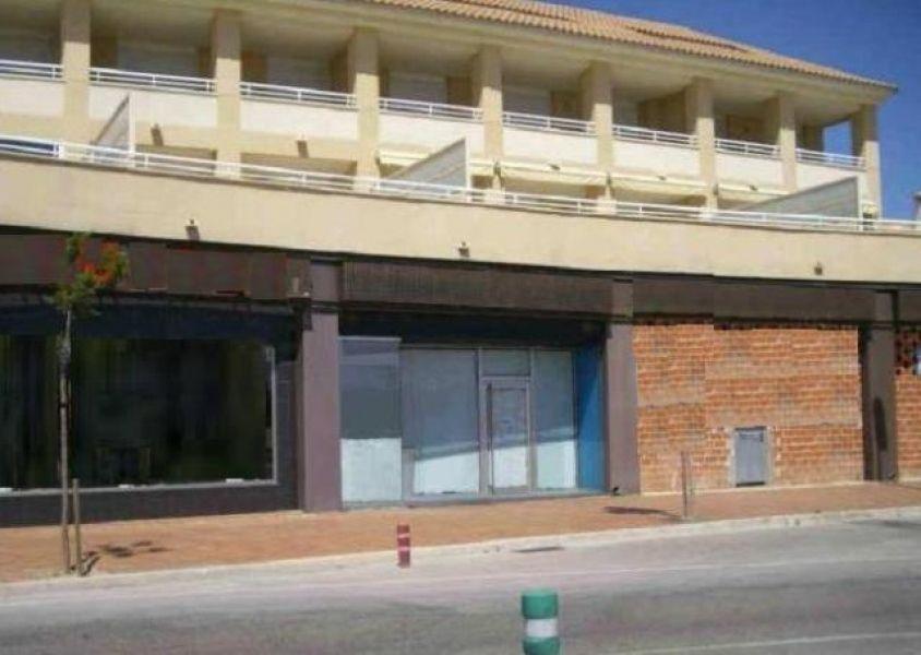 Коммерческая недвижимость в Хавее, Испания, 137 м2 - фото 1
