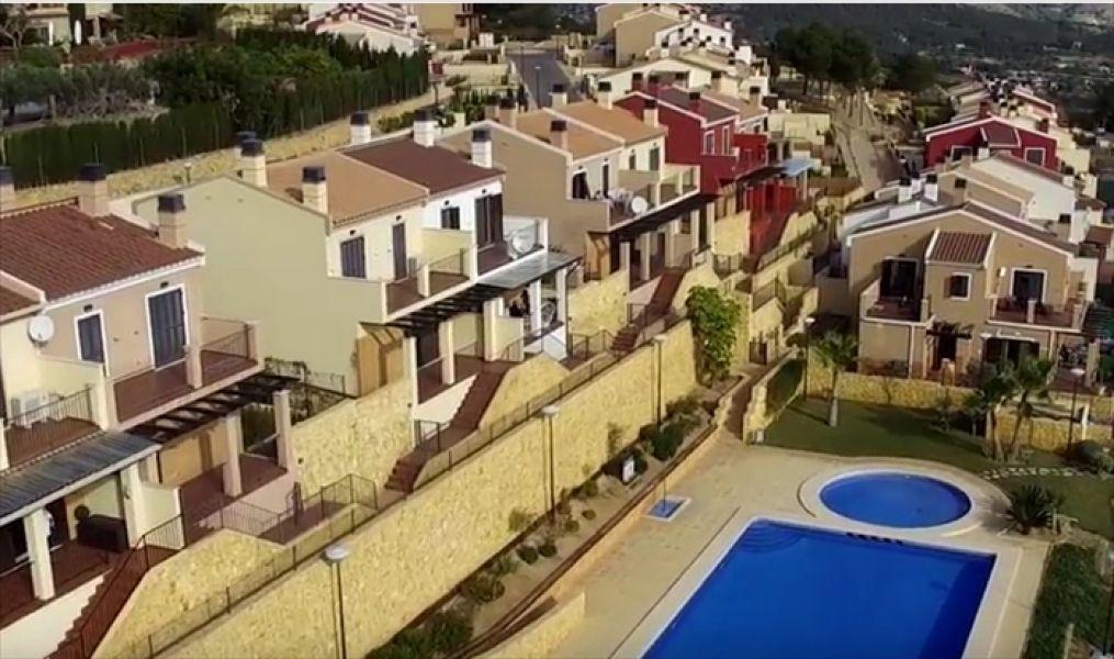 Таунхаус в Бенидорме, Испания, 100 м2 - фото 1