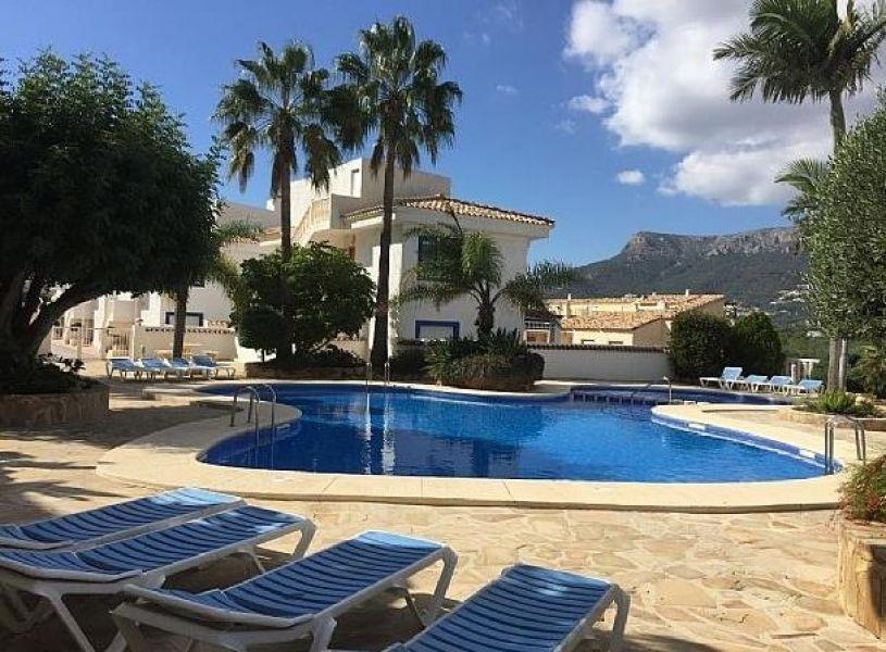 Апартаменты в Кальпе, Испания, 74 м2 - фото 1