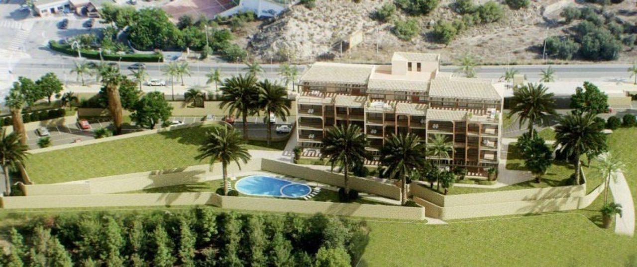 Апартаменты в Бенидорме, Испания, 101 м2 - фото 1