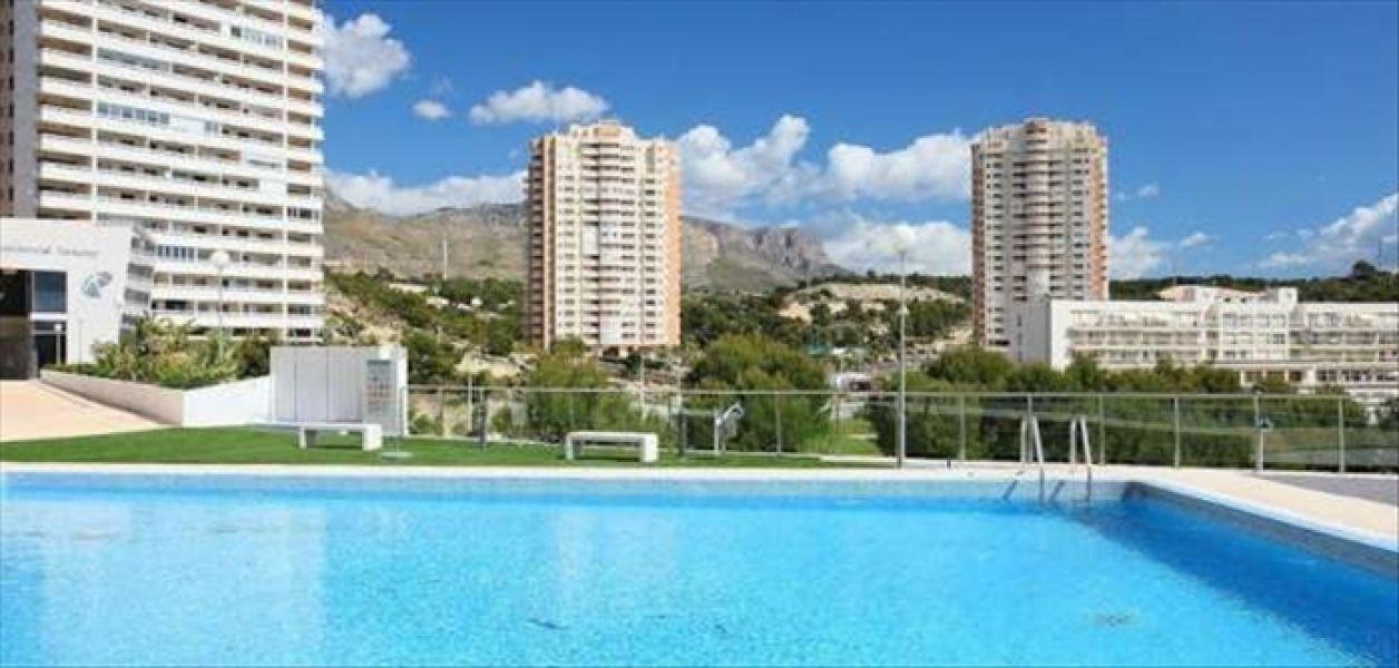 Апартаменты в Бенидорме, Испания, 60 м2 - фото 1