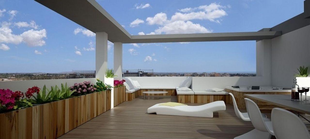 Апартаменты в Аликанте, Испания, 119 м2 - фото 1
