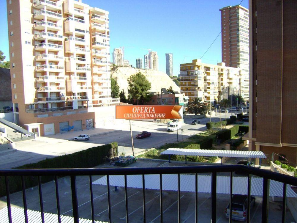 Апартаменты в Бенидорме, Испания, 42 м2 - фото 1