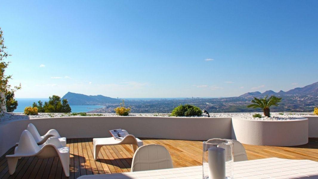 Апартаменты в Альтеа, Испания, 703 м2 - фото 1
