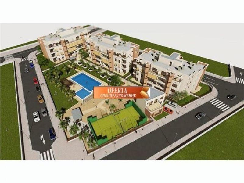 Апартаменты в Сан-Хуан-де-Аликанте, Испания, 106 м2 - фото 1
