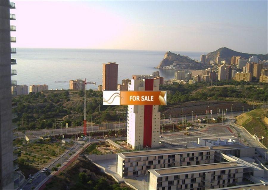 Апартаменты в Бенидорме, Испания, 79 м2 - фото 1