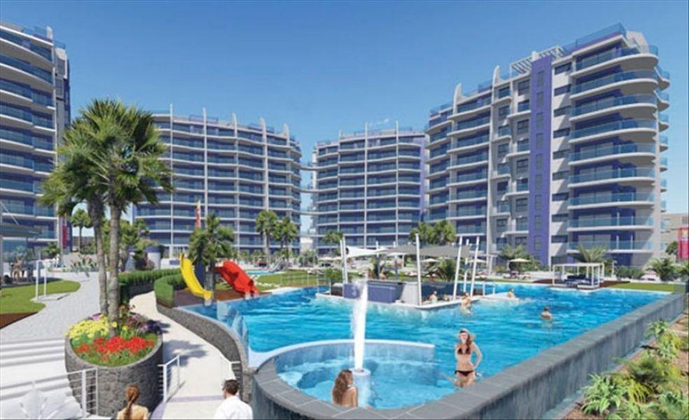 Апартаменты в Торревьехе, Испания, 128 м2 - фото 1