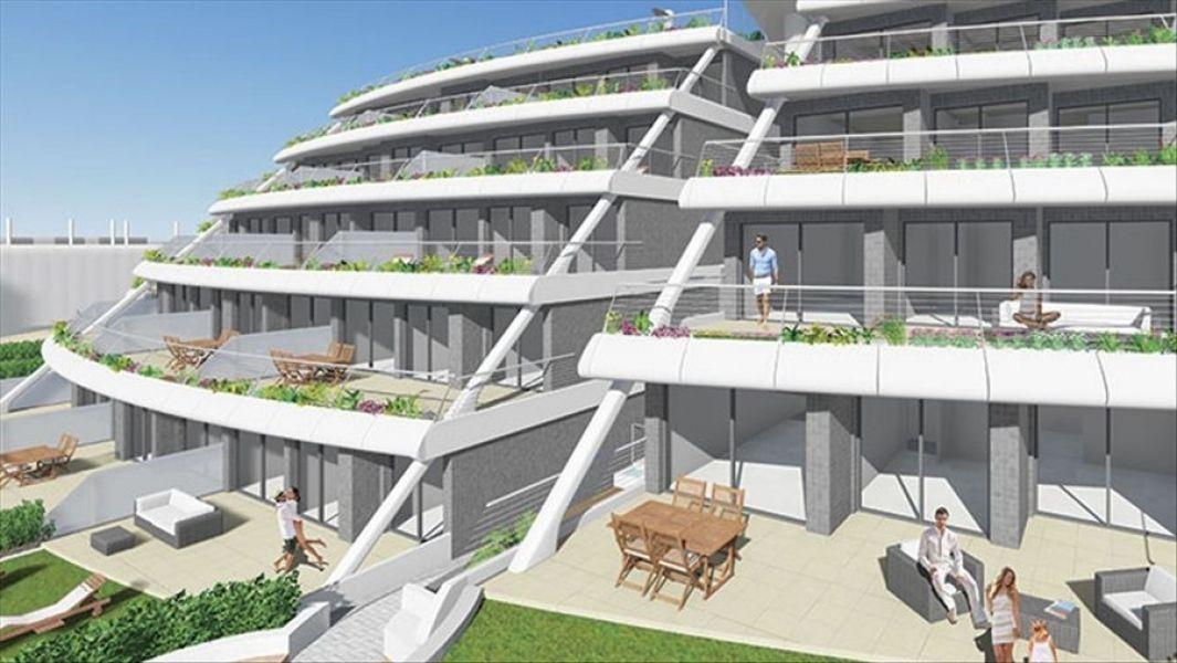 Апартаменты в Аликанте, Испания, 263 м2 - фото 1