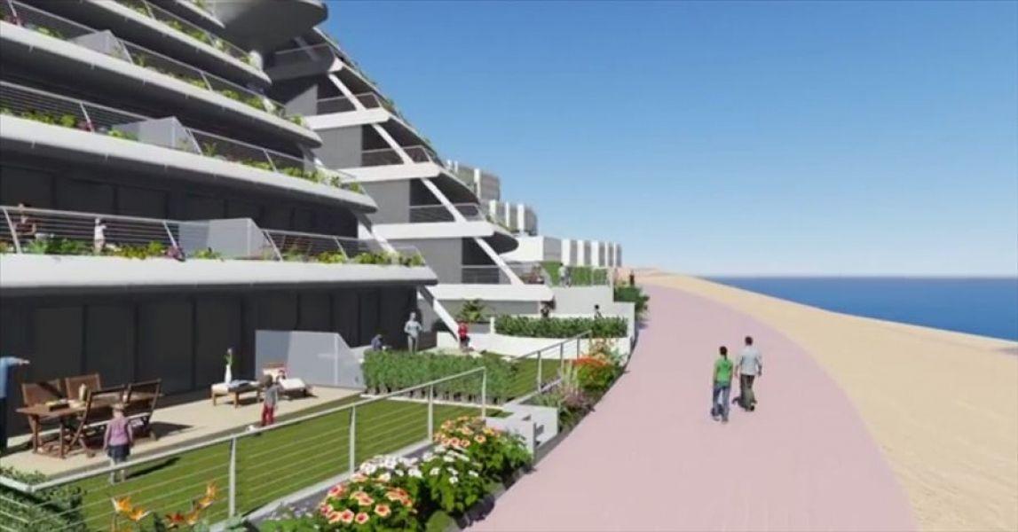 Апартаменты в Аликанте, Испания, 100 м2 - фото 1