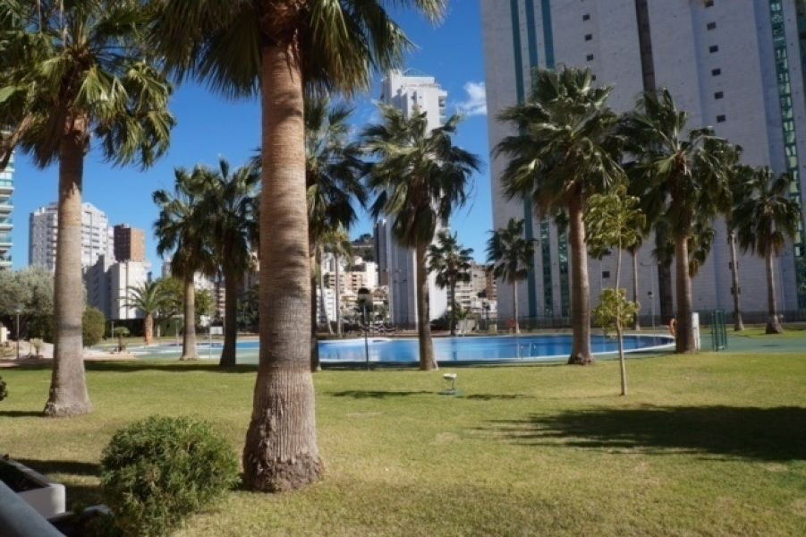 Апартаменты в Бенидорме, Испания - фото 1