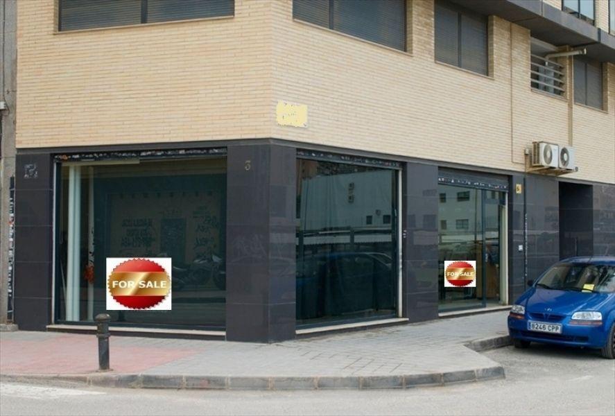 Коммерческая недвижимость в Аликанте, Испания, 115 м2 - фото 1