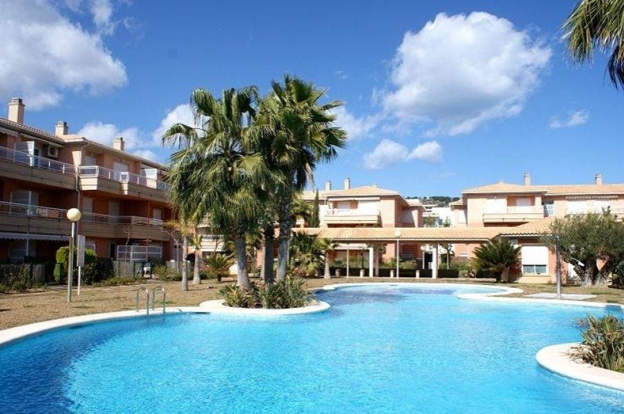 Апартаменты в Хавее, Испания, 112 м2 - фото 1