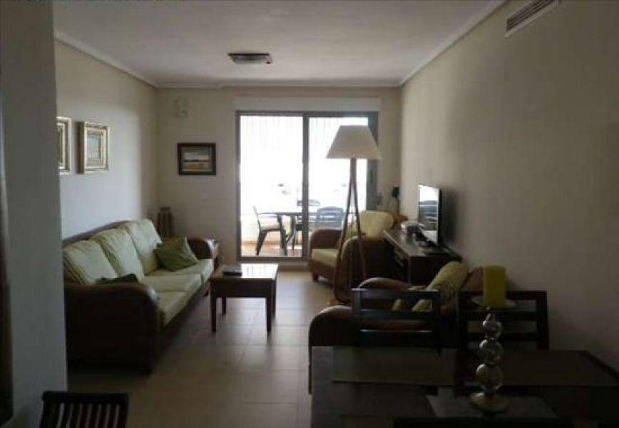Апартаменты в Кальпе, Испания, 86 м2 - фото 1
