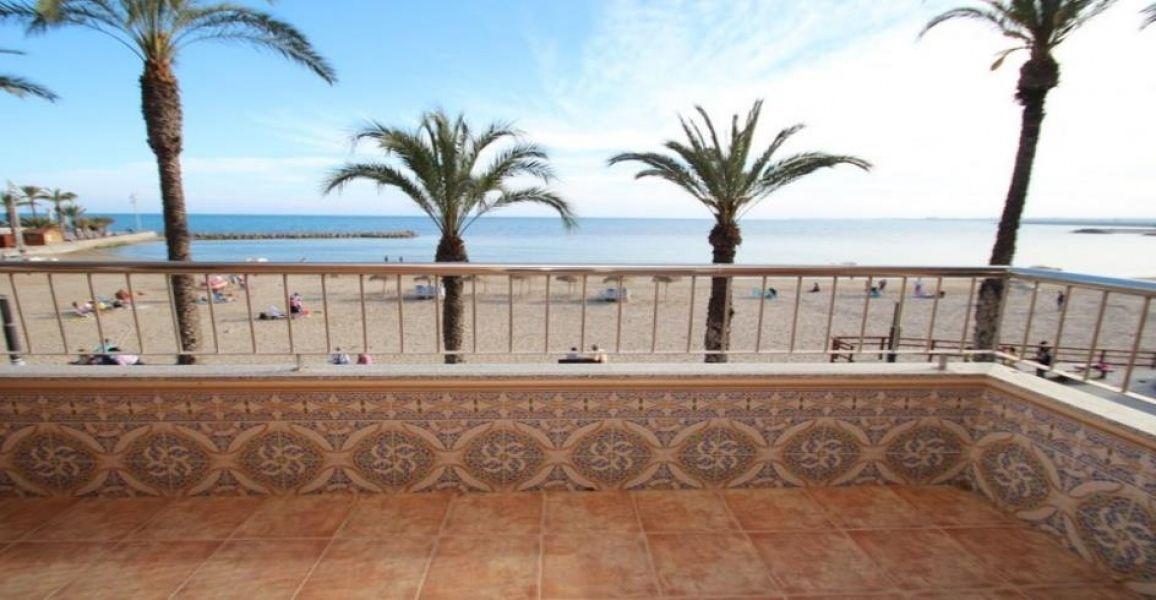 Апартаменты в Торревьехе, Испания, 117 м2 - фото 1