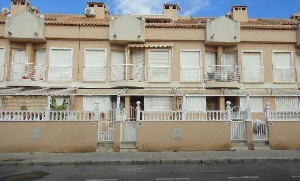 Таунхаус в Аликанте, Испания, 80 м2 - фото 1