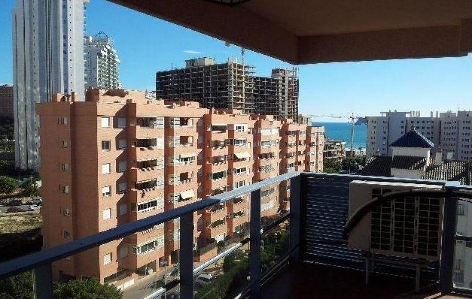 Апартаменты в Бенидорме, Испания, 100 м2 - фото 1