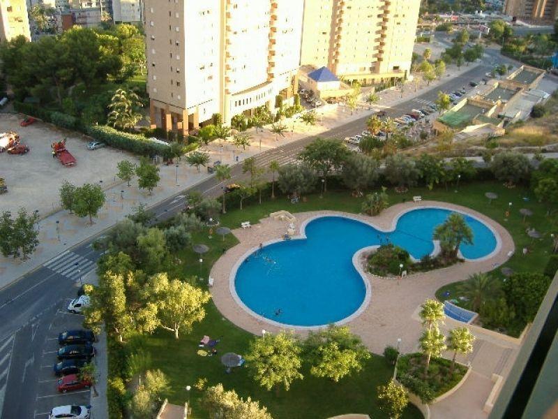 Апартаменты в Бенидорме, Испания, 130 м2 - фото 1