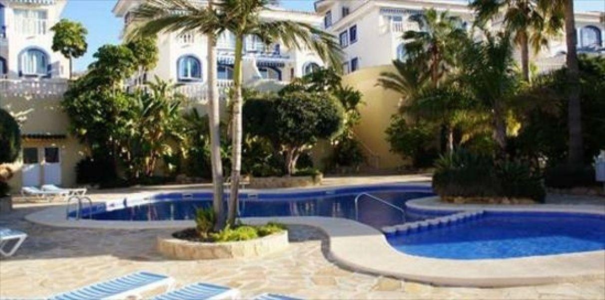 Апартаменты в Кальпе, Испания, 75 м2 - фото 1