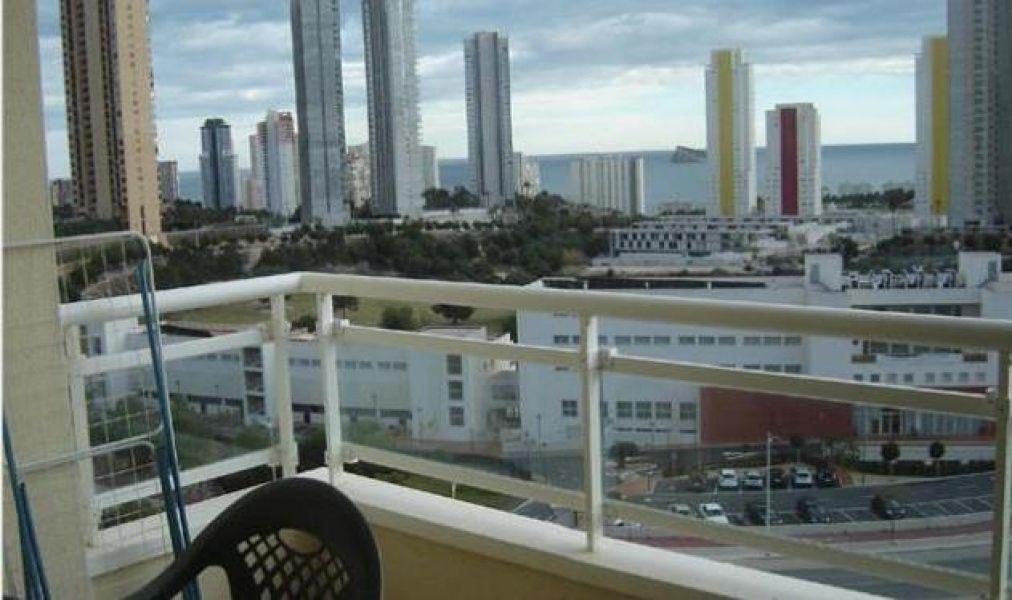 Апартаменты в Бенидорме, Испания, 86 м2 - фото 1