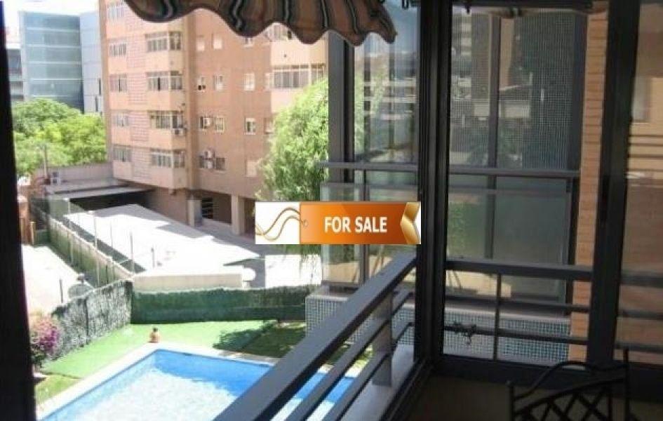 Апартаменты в Аликанте, Испания, 118 м2 - фото 1